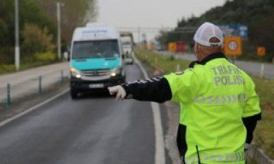 İhbar edilen otobüsten 4 koronavirüslü hasta çıktı