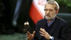İran Meclis Başkanı'nın korona testi pozitif çıktı