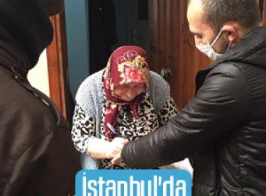 İstanbul'da 120 bin 727 aileye daha sosyal yardım