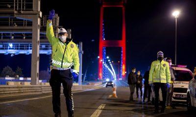 İstanbul'da gece yarısı dışarı çıkanlara ceza