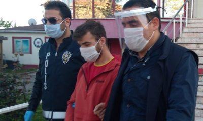 İstiklal Marşı'nı okuyan kişiyi yaralayan şüpheli yakalandı