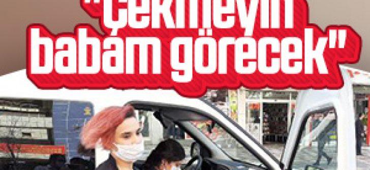 Kahramanmaraş'ta sokağa çıkan genç kıza ceza