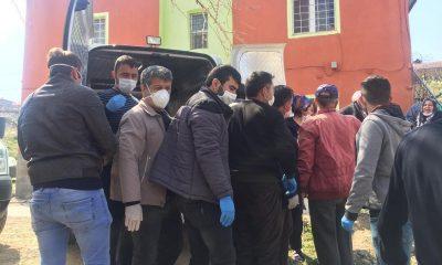 Kayseri'de yaşlı çift sobadan zehirlenerek öldü