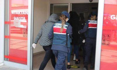 Kırklareli'de fuhuş operasyonu: 6 gözaltı