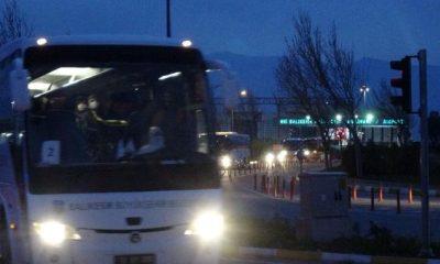 KKTC'den gelen öğrenciler Balıkesir'de karantinaya alındı
