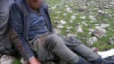Kopan elektrik teline basan çoban, öldü
