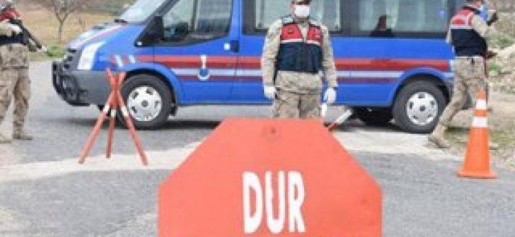 Malatya'da korona tedbiri: 506 bin 208 lira ceza kesildi