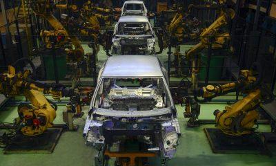 Otomotiv sektörünün ihracatı martta yüzde 28,5 azaldı