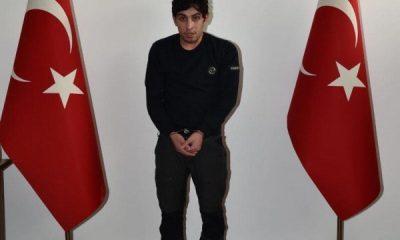 PKK Cizre gençlik sorumlusu Türkiye'ye getirildi
