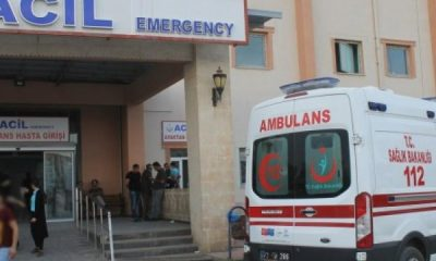 Şanlıurfa'da elektrik akımına kapılan çocuk öldü