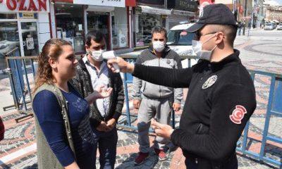 'Terlik alacağım' diyen kadına polis müdürü isyan etti