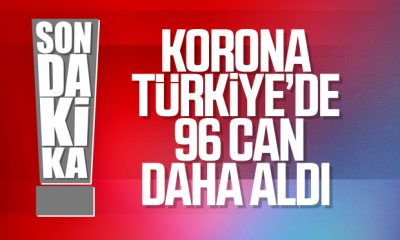 Türkiye'de koronavirüs kaynaklı can kaybı 908'e çıktı