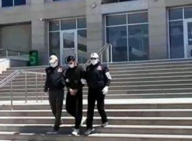 Türkiye'ye teslim edilen PKK'lı terörist tutuklandı