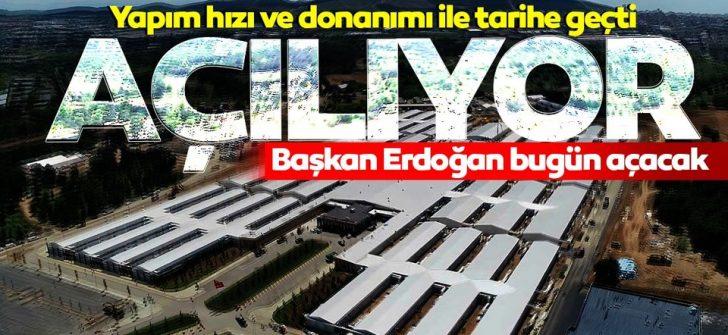 Sancaktepe Prof. Dr. Feriha Öz Acil Durum Hastanesi açılıyor!
