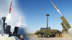 Hisar hava savunma füze sistemleri sahaya indi