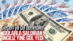 Londra'dan Türk lirasına ikinci saldırı girişimi