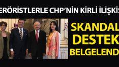 Kaftancıoğlu'nun yakın arkadaşı Sultan Kayhan'dan teröristlere destek