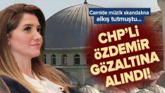 CHP'li Banu Özdemir gözaltına alındı!