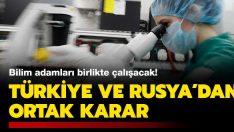 Türkiye ve Rusya'dan ortak karar
