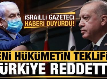 Türkiye anında reddetti!