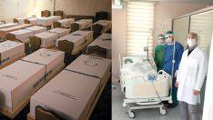 Türkiye genç-yaşlı bütün hastalara gözü gibi bakıyor