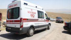 Van'da Vefa Sosyal Destek Grubu görevlilerine teröristlerce alçak saldırı