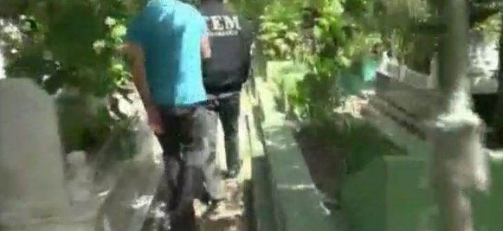 Alçakların bombalı saldırı planını polis bozdu