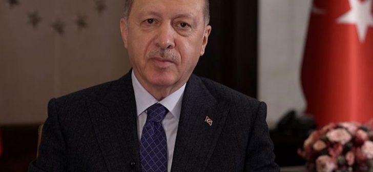 Cumhurbaşkanı Erdoğan, vatandaşlarınRamazan Bayramı'nı tebrik etti