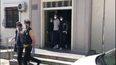 Kendilerini polis olarak tanıtan 3 Suriyeli yakalandı