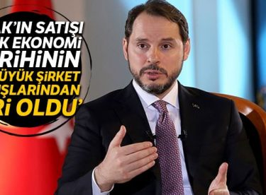 Peak'ın satışı Türk ekonomi tarihinin en büyük şirket satışlarından biri oldu