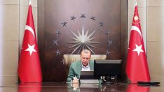 Başkan Erdoğan'ın  liderlerle 'koronavirüs diplomasisi'