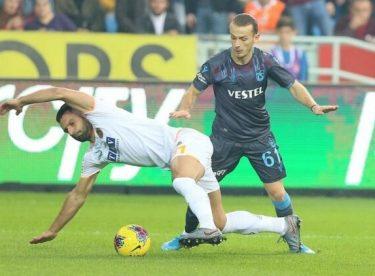 Alanyaspor – Trabzonspor: Muhtemel 11'ler