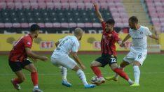 Eskişehirspor, son dakikada yıkıldı; 2. Lig'e düştü!