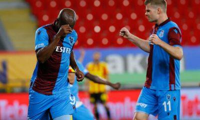 Trabzonspor lider bıraktı, lider gibi döndü!