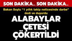 Bakan Soylu duyurdu! 'Alabaylar Çetesi' çökertildi: 59 tutuklu