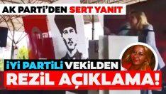 İYİ Partili Aylin Cesur'dan skandal sözler!