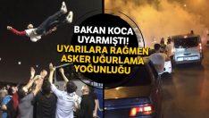İstanbul'da dehşete düşüren görüntüler