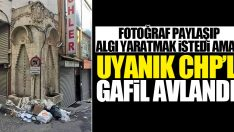 Uyanık CHP gafil avlandı
