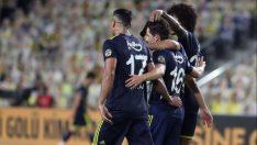 Fenerbahçe, Kadıköy'de seri başlattı!
