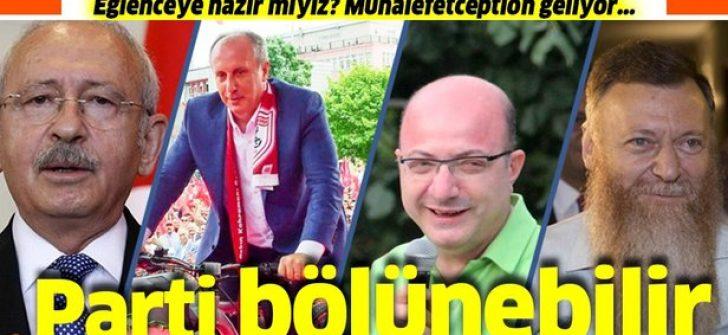 CHP içinde yükselen muhalefet Kurultay'a bileniyor!