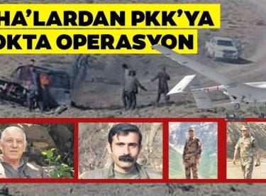 PKK'ya nokta operasyon