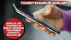 İkinci el cep telefonu ve tablet satışında yeni dönem!