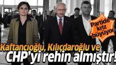 """""""Canan Kaftancıoğlu, Kemal Kılıçdaroğlu ve CHP'yi rehin almıştır"""""""