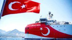 Akdeniz'de yeni Navtex ilan edildi