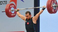 Milli haltercinin doping testi pozitif çıktı