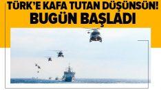 Türk'e kafa tutan düşünsün