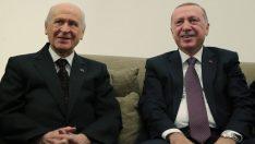Cumhur İttifakı'nın 2023 yılında Cumhurbaşkanı adayımız Sayın Recep Tayyip Erdoğan'dır