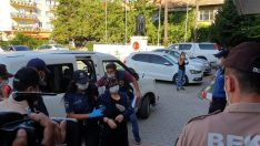 Kocasını baltayla öldüren kadın tutuklandı