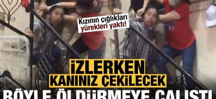 Kayseri'de boşanma aşamasındaki koca dehşet saçtı!