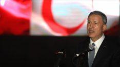 Milli Savunma Bakanı Akar'dan Fransa'ya Doğu Akdeniz tepkisi